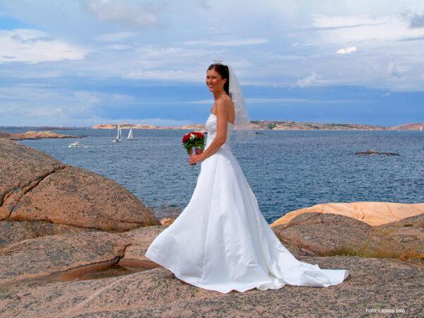 Skärgårdsbröllop Lysekil Västkusten