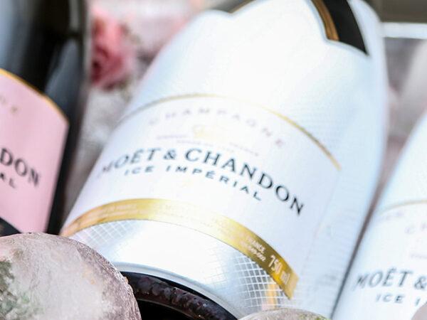 Champagne På Is