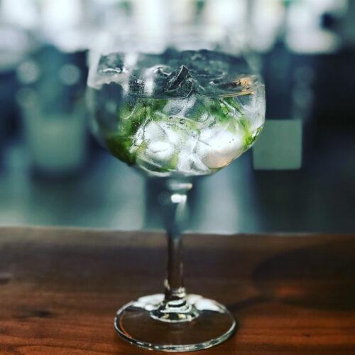 Gin Fräkne Tång Gindrink