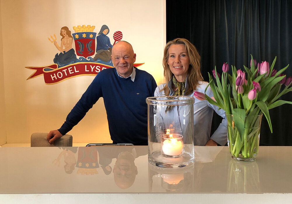 Hotel Lysekil Reception